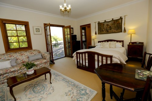 Platypus Room - Ginninderry Homestead